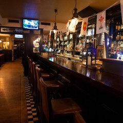 The main bar at The 51