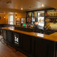 Private function room at The 51