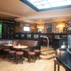 The 51 Bar, a popular sports bar in Dublin 4